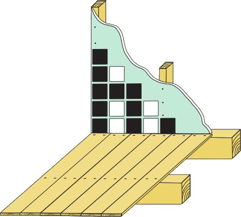 Hoogeveen Timmerwerken Logo